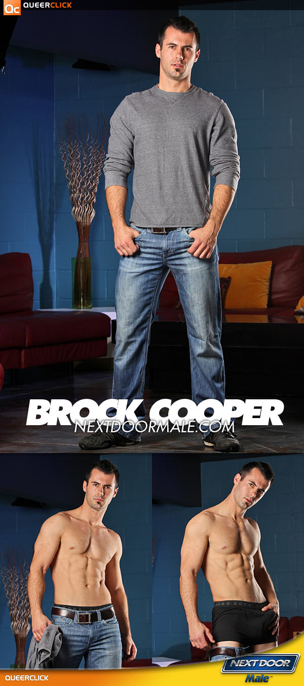Next Door Male: Brock Cooper
