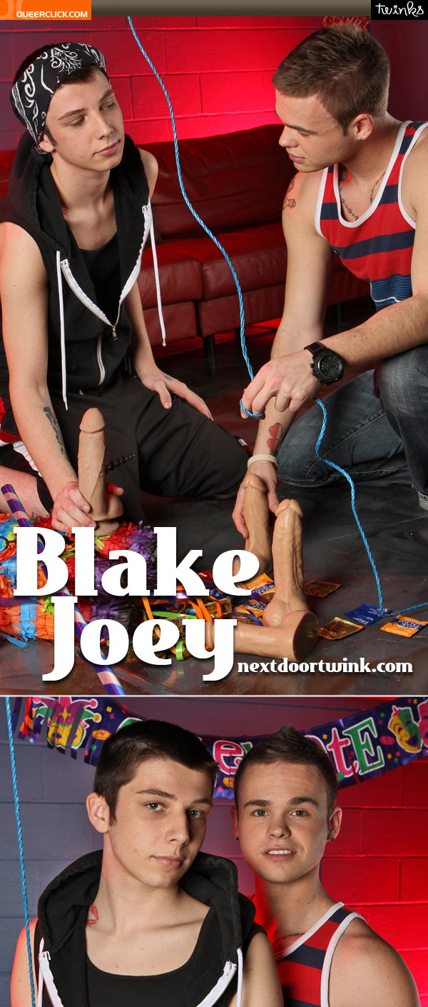 next door twink joey blake