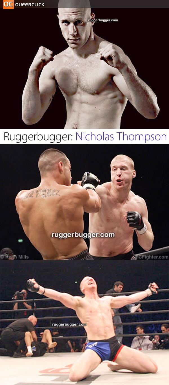 Nicholas Thompson at Ruggerbugger