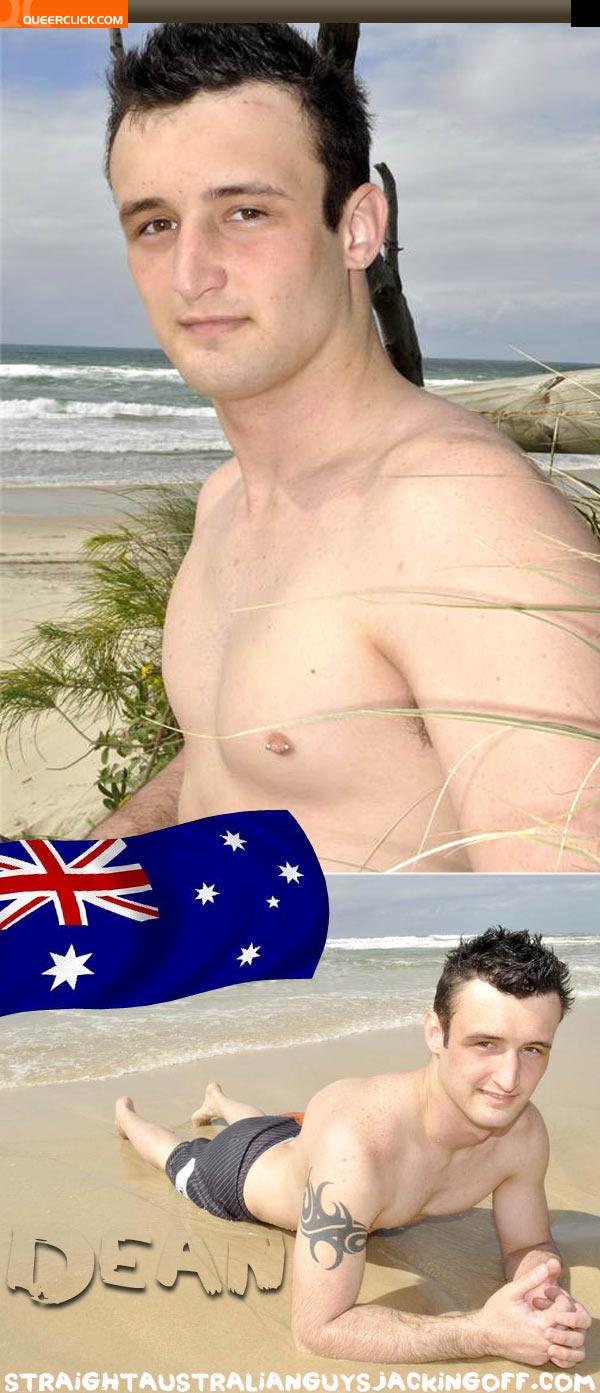 straight australian guys dean