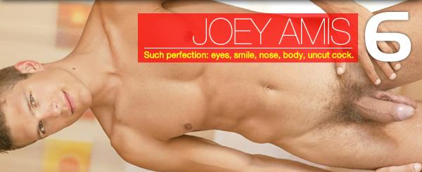 Bel Ami: Joey Amis