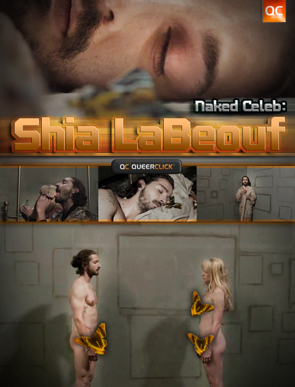 Naked Celeb: Shia LaBeuf in Sigur Rós Video. Beautiful ethereal song