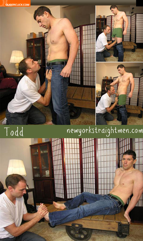new york straight men todd
