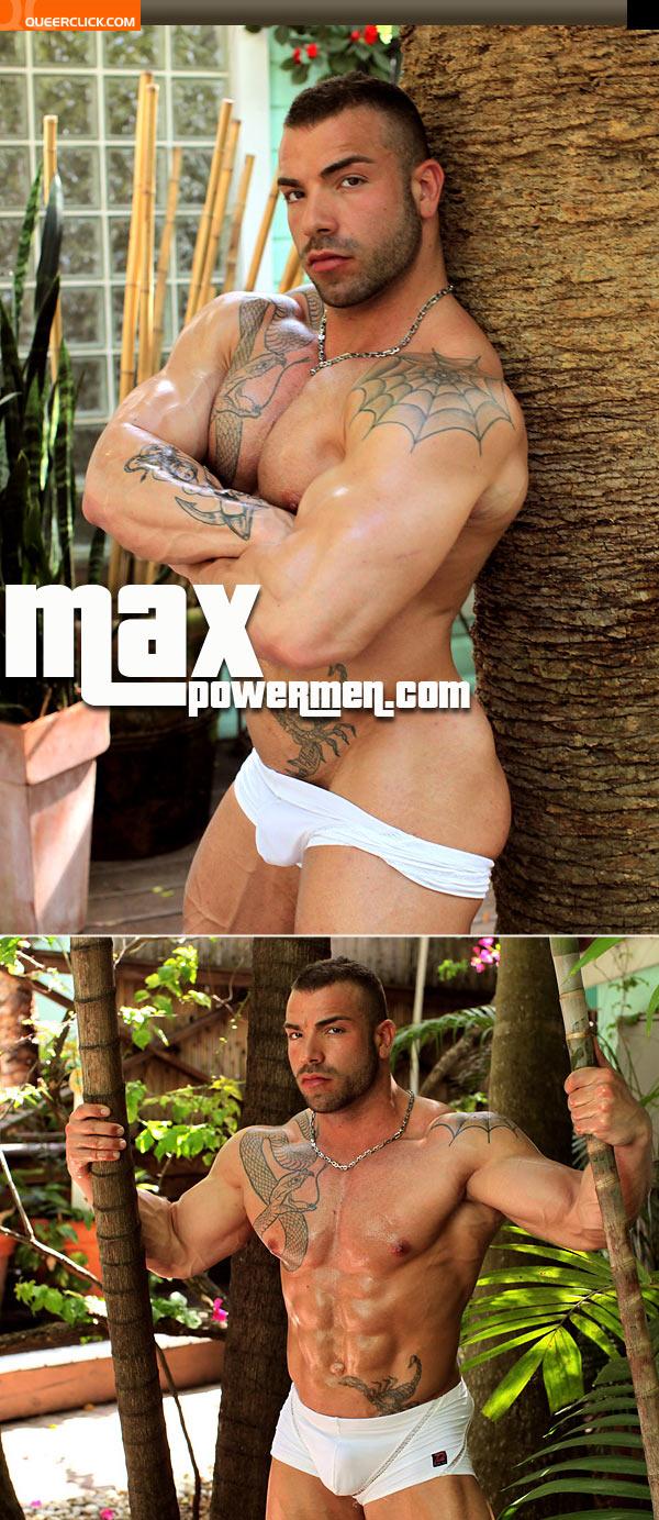 powermen max