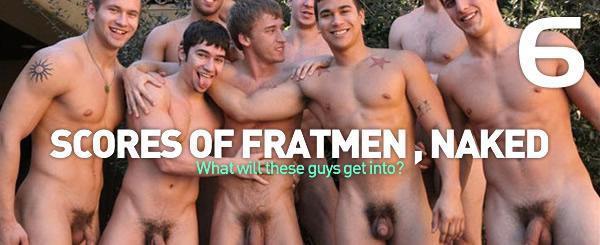 Frat Men: Fratpad's WTF 3