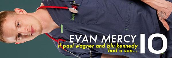 Hot House: Evan Mercy