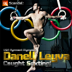 Scandal: USA Gymnast Olympian Danell Leyva Caught Sexting!
