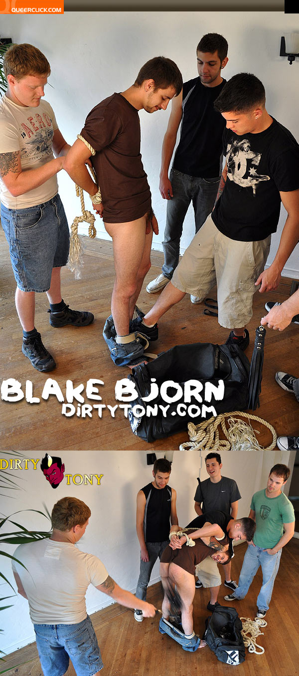 dirty tony blake bjorn