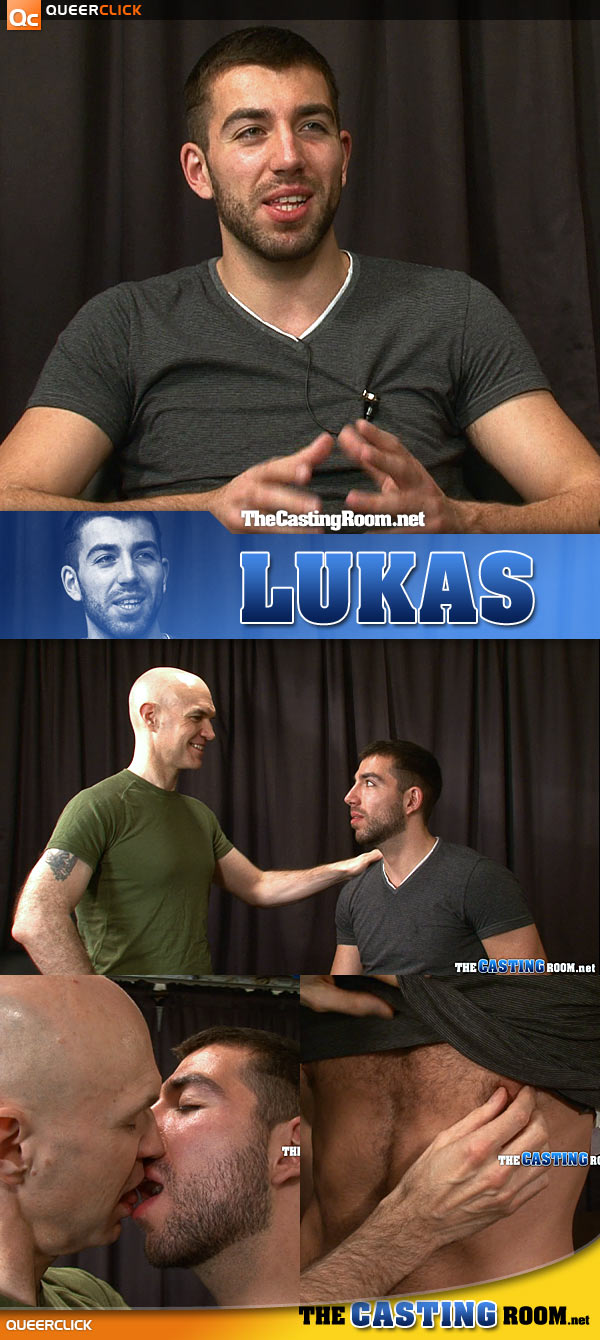 The Casting Room: Lukas