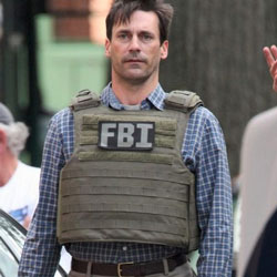 Jon Hamm Brings Home The Bacon!