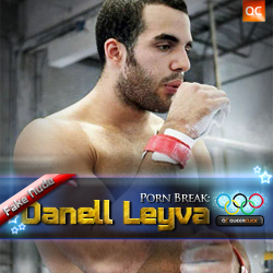 Porn Break: Danell Leyva Fake Nude!