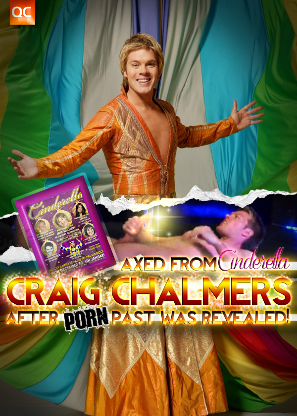 Late, Craig chalmers naked you very