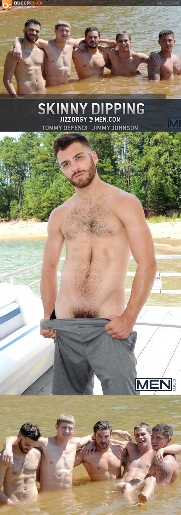 Skinny Dipping at men.com