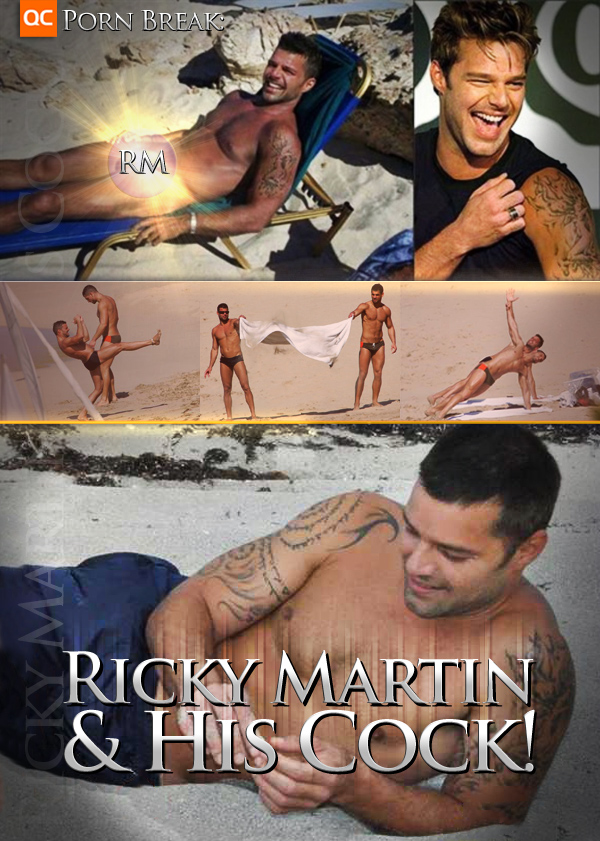 Porn Break: Ricky Martin & His Cock