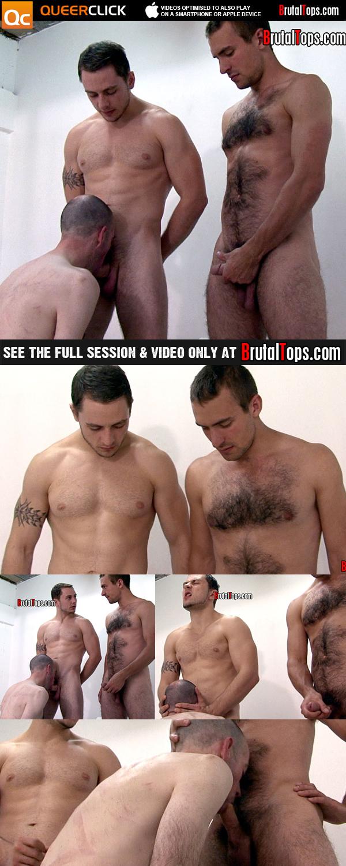 brutal gay thug master