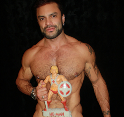 Rogan Richards: By the Power of Grayskull!