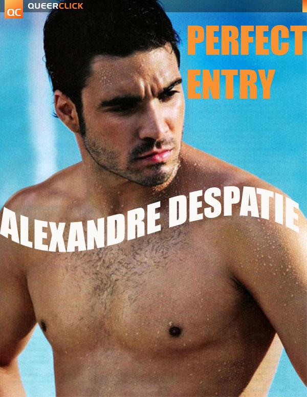 Sporno: Alexandre Despatie