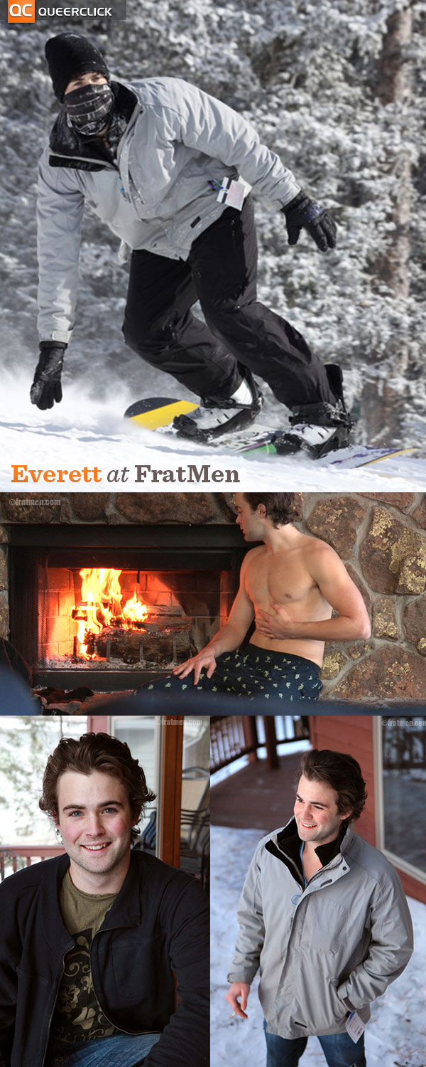 Everett at Fratmen