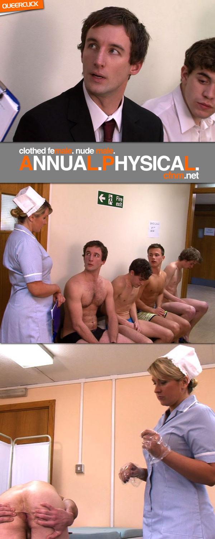 Physical exams annual cfnm