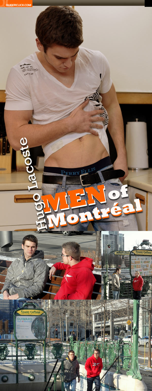 men montreal hugo lacoste