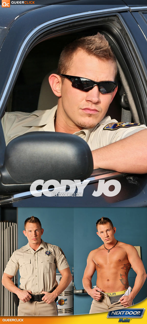 Next Door Male: Cody Jo