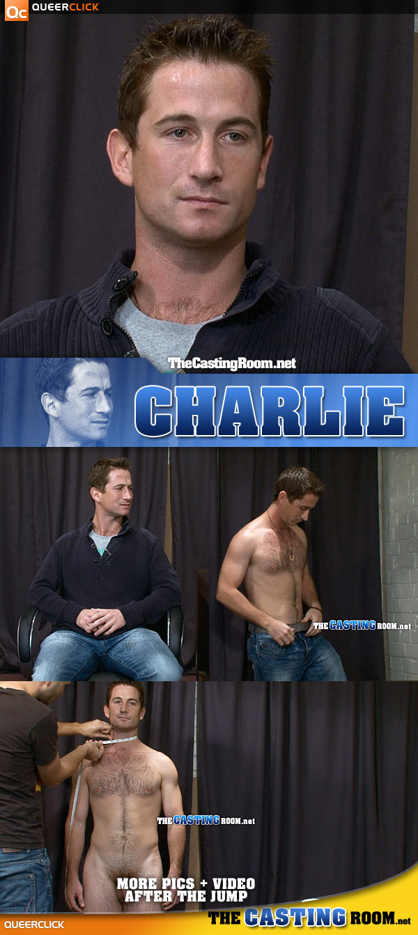 The Casting Room: Charlie