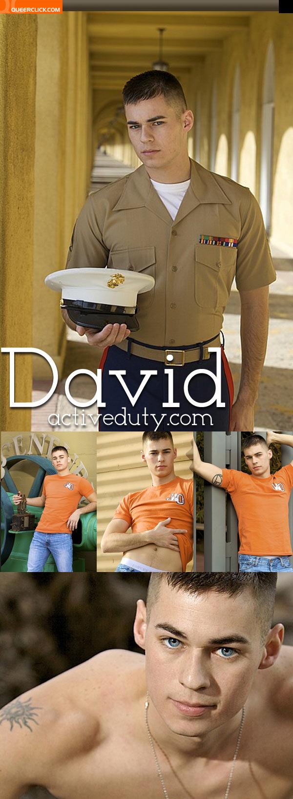 active duty david