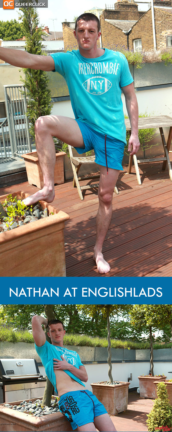 Nate at EnglishLads