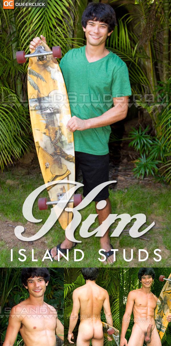 Kim at Island Studs