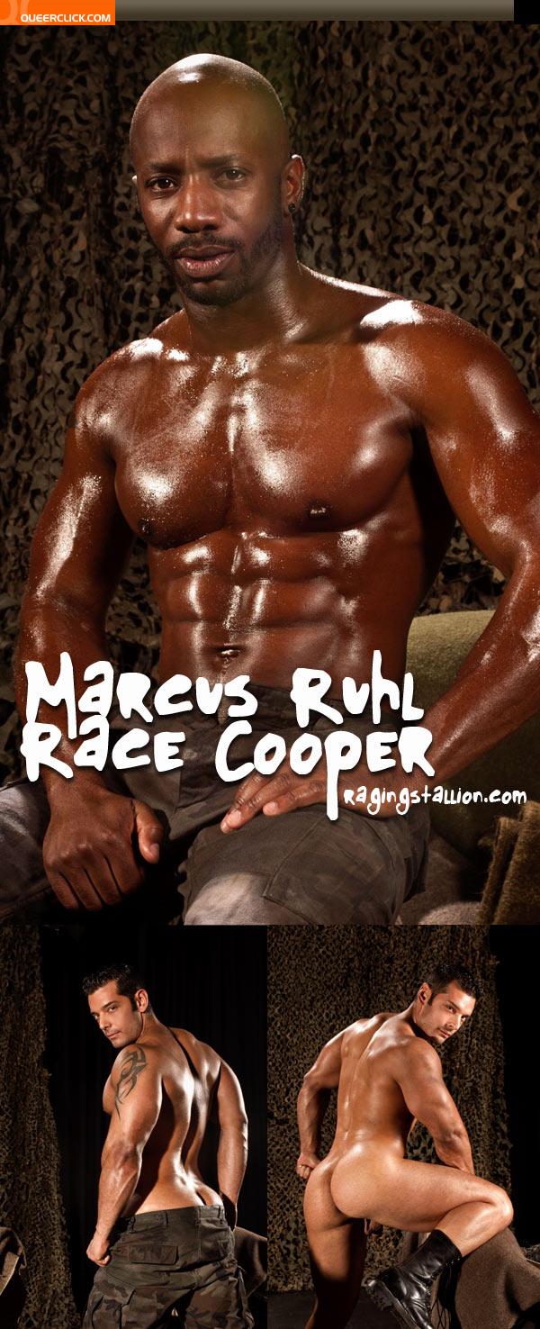 Stallion race cooper raging
