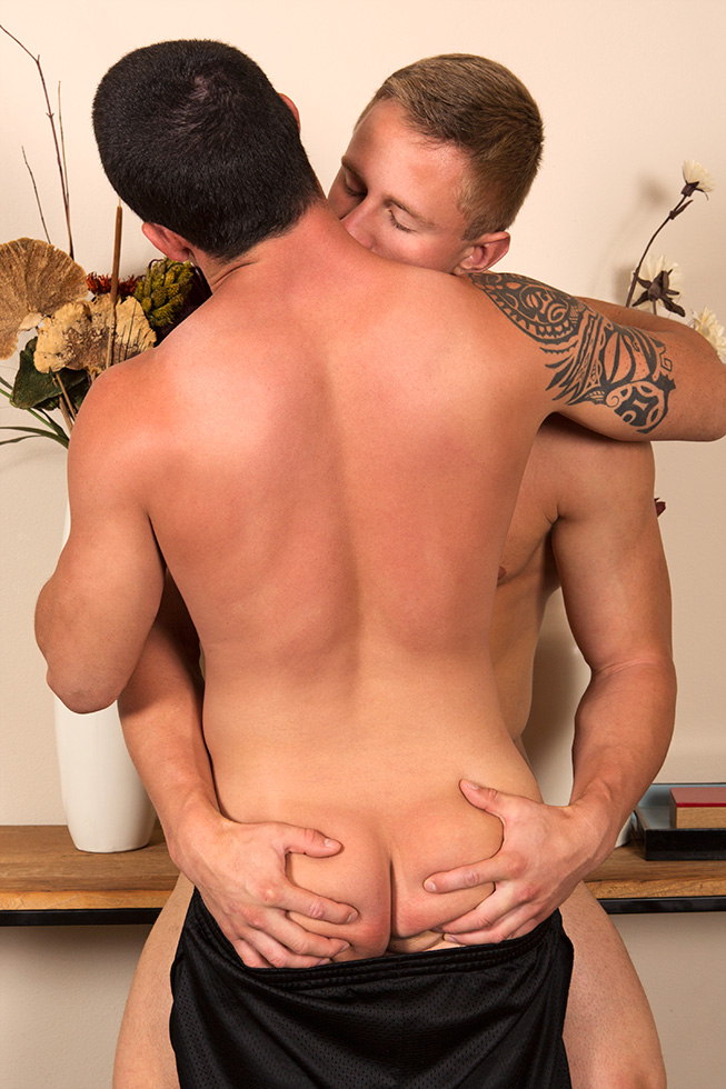 Sean Cody: Abe and Charlie Bareback