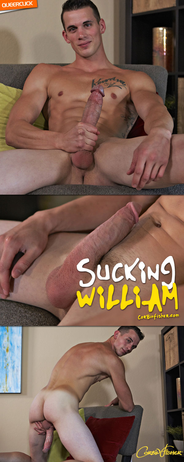 Corbin Fisher: Sucking William