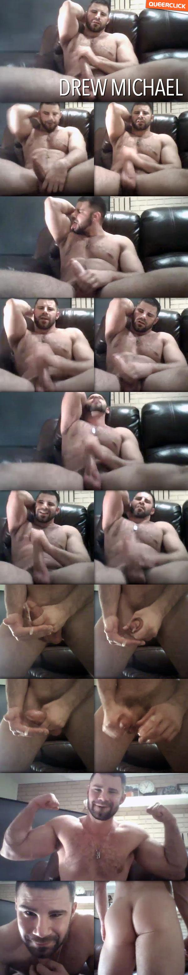 GayHoopla: Drew Michael