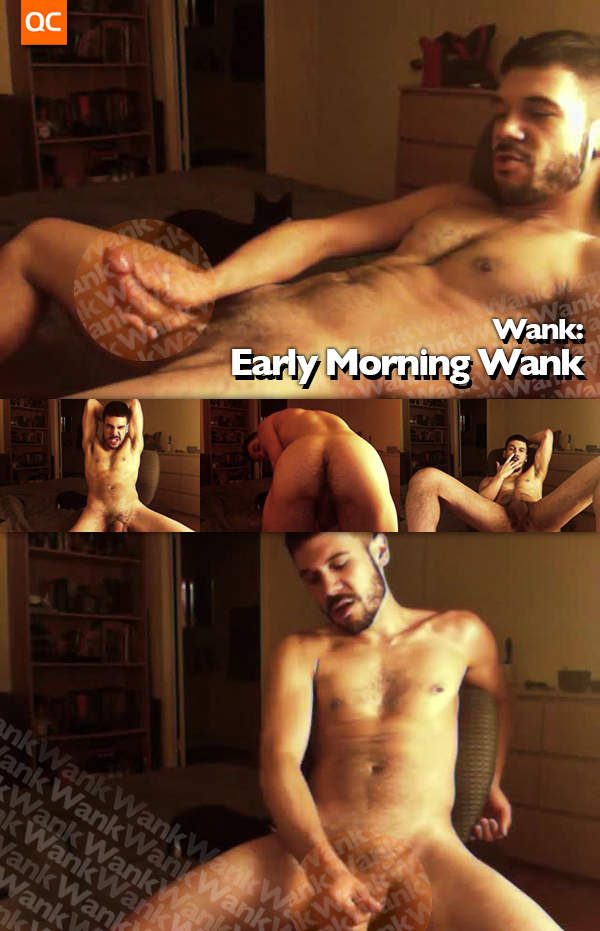 Wank: Early Morning Wank