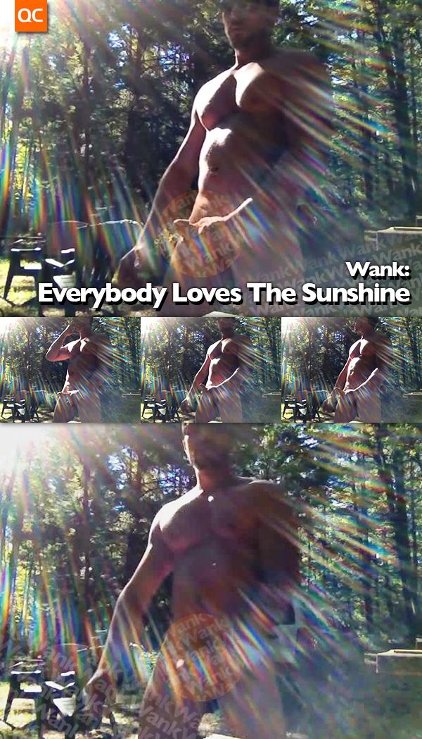 Wank: Everybody Loves The Sunshine