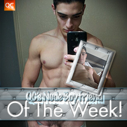 QC's Nude Boyfriend of the Week