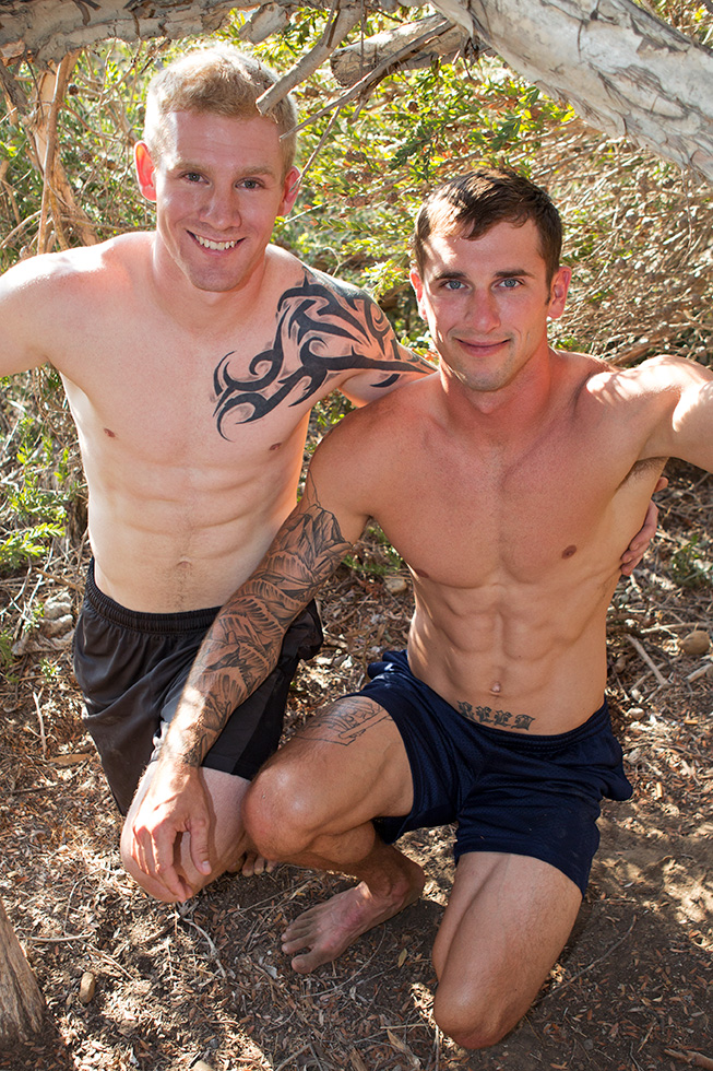 Sean Cody: Tim and Peter Bareback