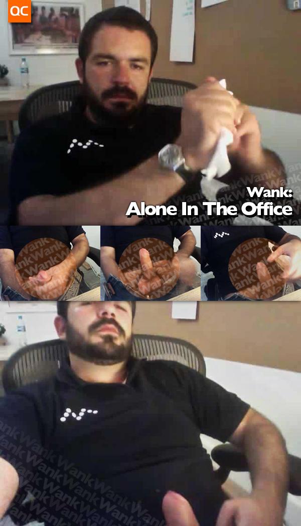 Wank: Alone In The Office