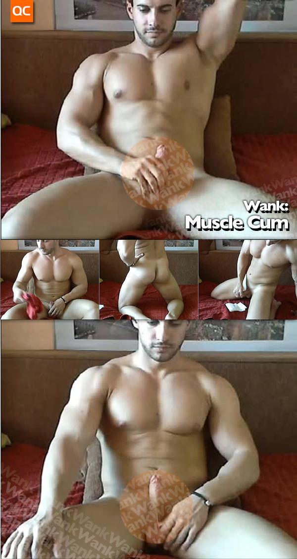 Wank: Muscle Cum