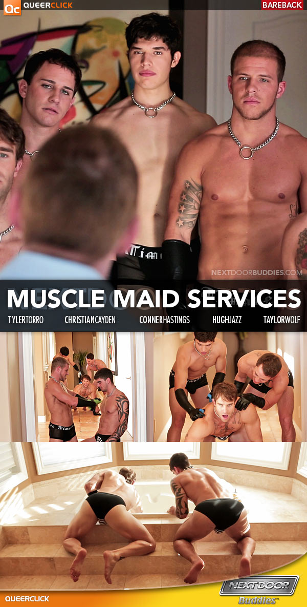 Next Door Buddies: Muscle Maid Services