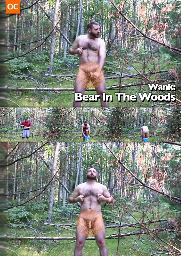 Wank: Bear In The Woods