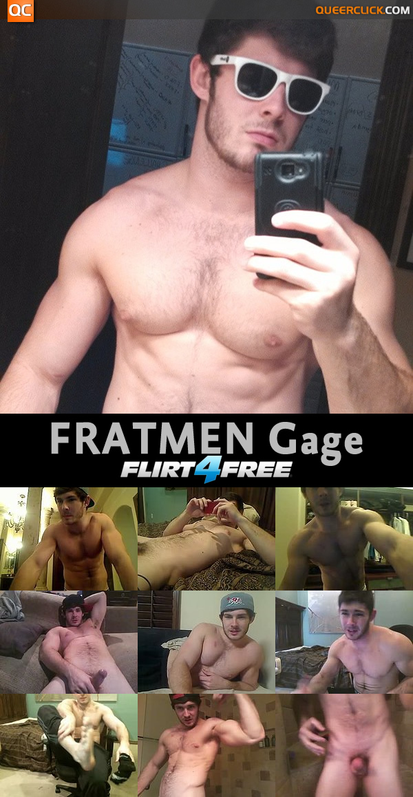 Fratmen Gage at Flirt4Free