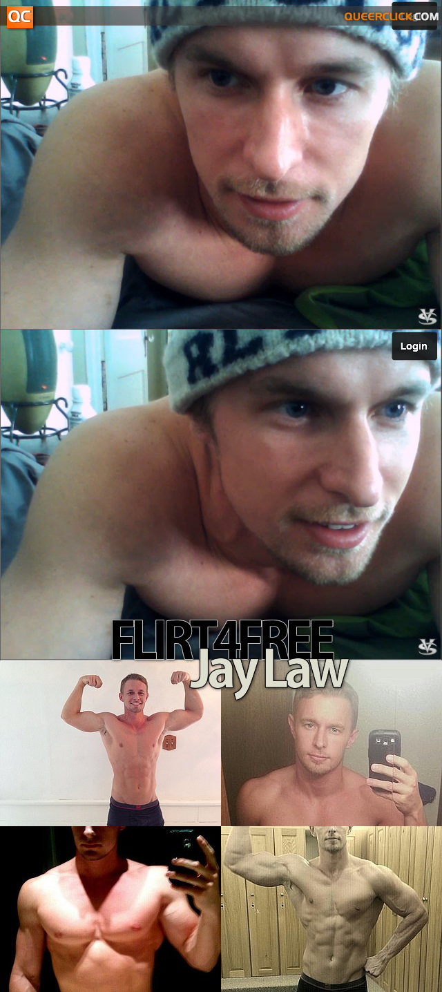 Jay Law at Flirt4Free