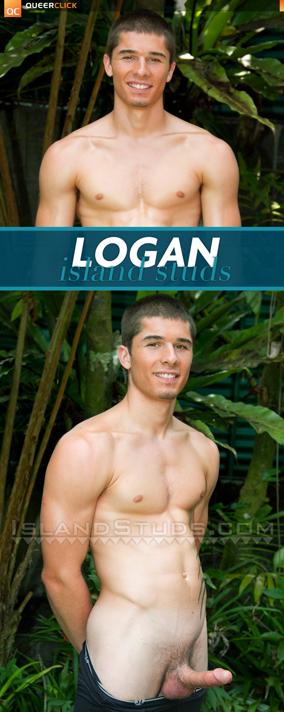Island Studs: Logan