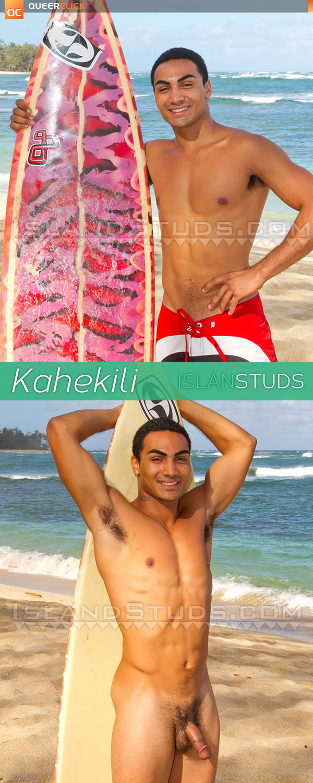 Island Studs: Kahekili