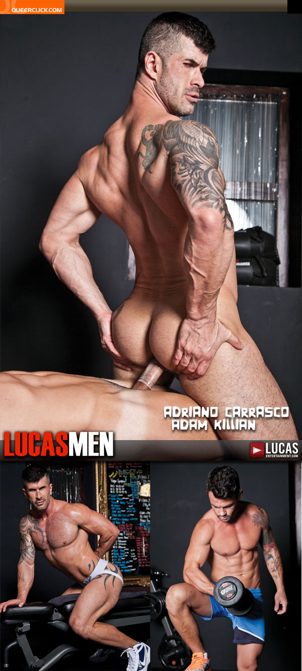 lucas entertainment adriano adam