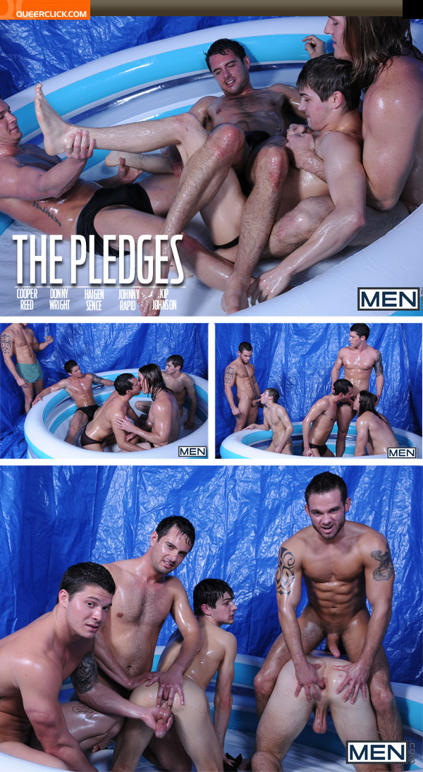 men com the pledges