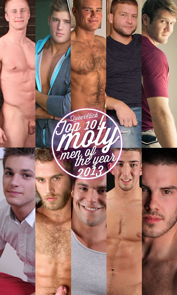 QueerClick's 2013 Man of the Year Nominees!