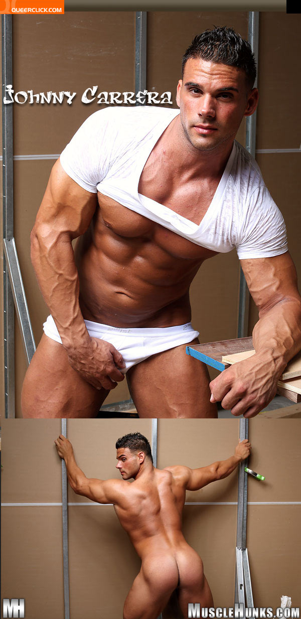 muscle hunks johnny carrera
