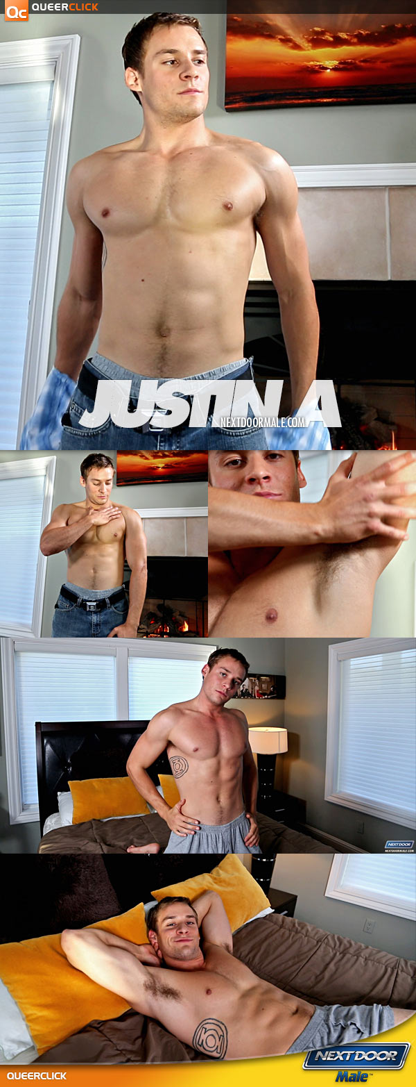 Next Door Male: Justin A.